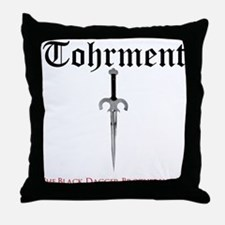 Tohrment Throw Pillow