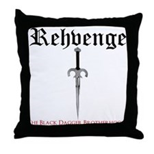 Rehvenge Throw Pillow