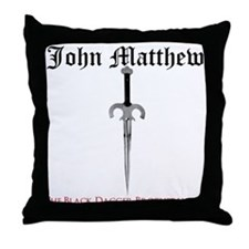John Matthew Throw Pillow