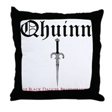 Qhuinn Throw Pillow