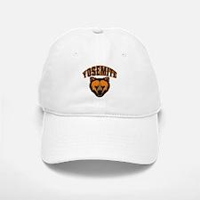 Yosemite Bear Face Baseball Baseball Cap