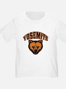 Yosemite Bear Face T