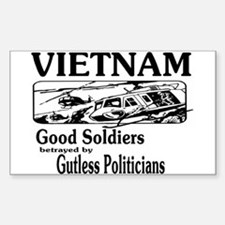 VIETNAM Sticker (Rectangle)