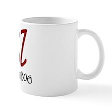 Kuvasz JUST A DOG Mug
