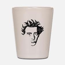 Søren Aabye Kierkegaard Shot Glass