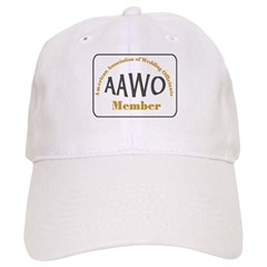 American Assn Wedding Officiants Baseball Cap