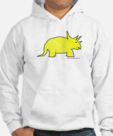 When Triceratops Ruled! Hoodie