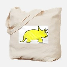 When Triceratops Ruled! Tote Bag