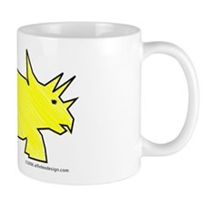 When Triceratops Ruled! Mug
