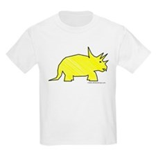 When Triceratops Ruled! Kids T-Shirt