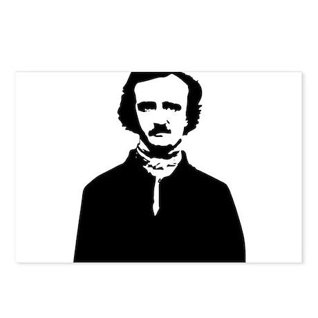 Edgar Allan Poe Postcards (Package of 8)