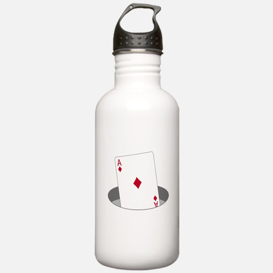 Ace In The Hole Water Bottle