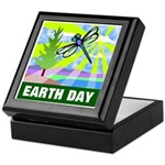 Earthday Keepsake Box