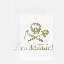 Rockhound Greeting Card