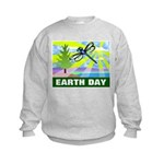 Earthday Kids Sweatshirt