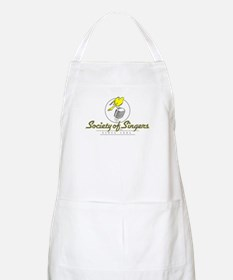 Cute Society of singers Apron