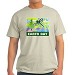 Earthday Ash Grey T-Shirt