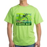 Earthday Green T-Shirt