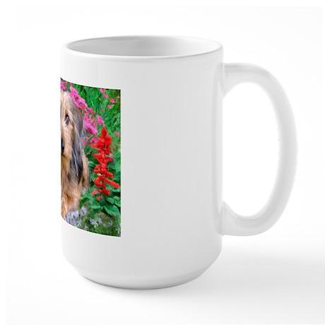 Doxie 1 Large Mug