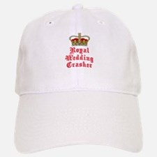 Royal Wedding Crasher Baseball Baseball Cap