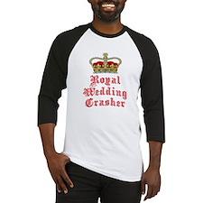 Royal Wedding Crasher Baseball Jersey