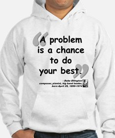 Ellington Best Quote Jumper Hoody