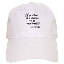 Ellington Best Quote Baseball Cap