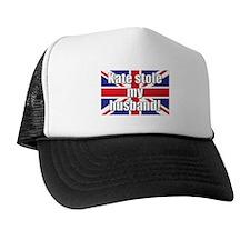 Kate Stole My Husband Trucker Hat
