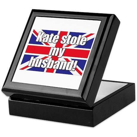 Kate Stole My Husband Keepsake Box