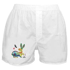 Moongate Year of the Rabbit Boxer Shorts