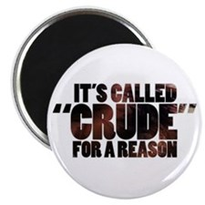 Oil is Crude Magnet