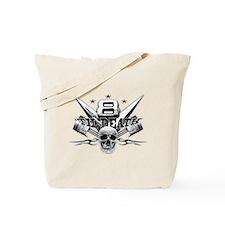 V8 'til death Tote Bag