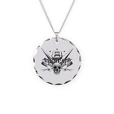 V8 'til death Necklace