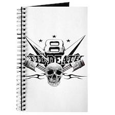 V8 'til death Journal