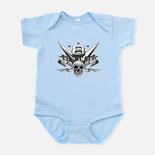 V8 'til death Infant Bodysuit