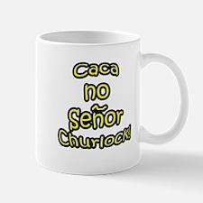 Caca No! Mug