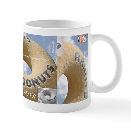 randys donuts Mug