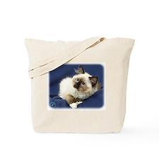 Ragdoll Cat 9W082D-011 Tote Bag