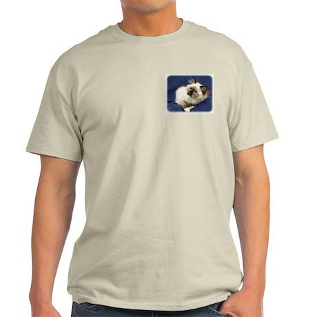 Ragdoll Cat 9W082D-011 Light T-Shirt