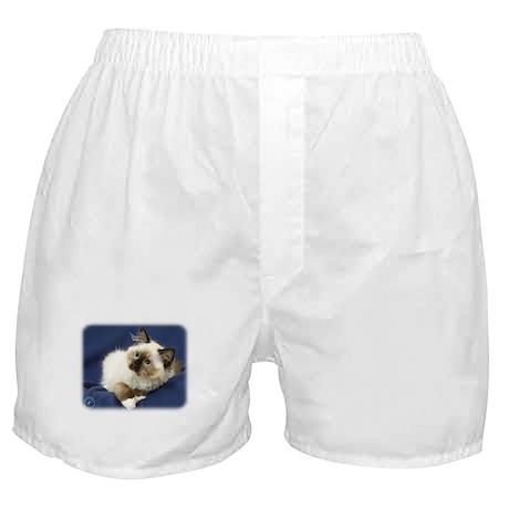 Ragdoll Cat 9W082D-011 Boxer Shorts