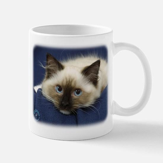 Ragdoll Cat 9W082D-020 Mug