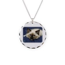 Ragdoll Cat 9W082D-020 Necklace