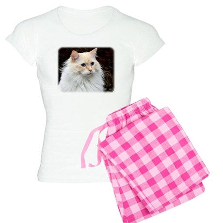 Ragdoll Cat 9W082D-020 Women's Light Pajamas