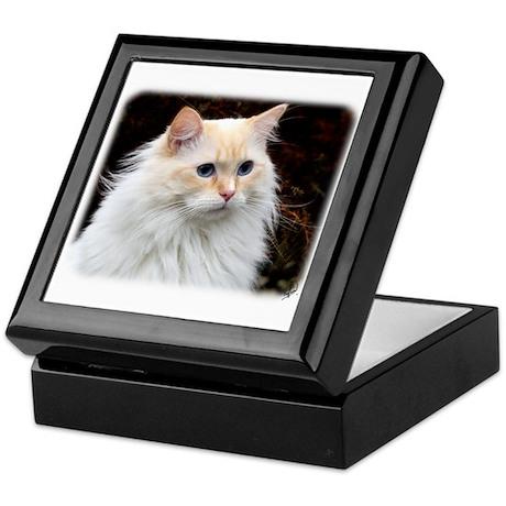 Ragdoll Cat 9W082D-020 Keepsake Box