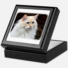 Ragdoll Cat 9W082D-020 Keepsake Box