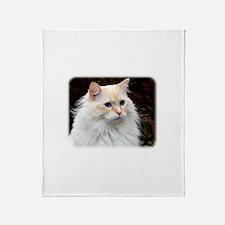 Ragdoll Cat 9W082D-020 Throw Blanket