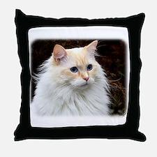 Ragdoll Cat 9W082D-020 Throw Pillow