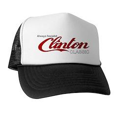 Clinton Socialist Trucker Hat