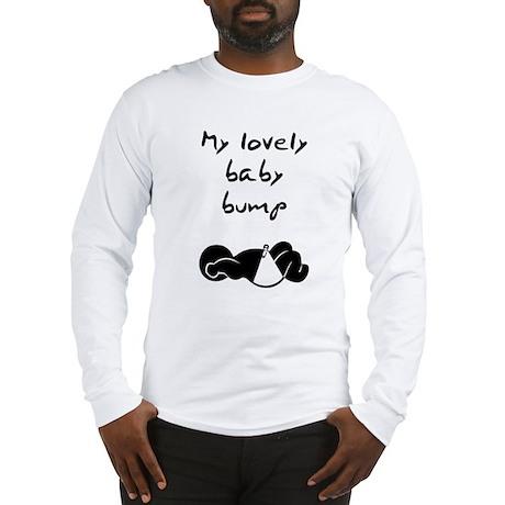 Baby Bump Long Sleeve T-Shirt