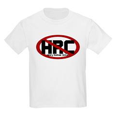 Anti Hillary Rodham Clinton Kids T-Shirt